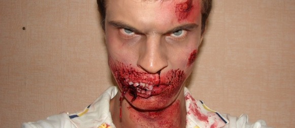 Charakteryzacja #17 – Zombie