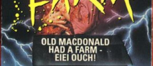 Złapane w sieci #79 – SPLATTER FARM (1987)