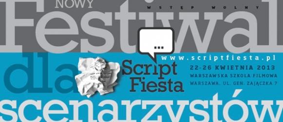 Festiwal dla Scenarzystów