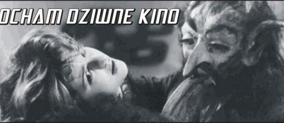 Kocham Dziwne Kino w formie bloga!