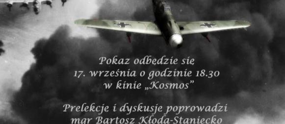 """Pokaz filmu """"Wirtualna Wojna"""" w reż. Jacka Bławuta"""