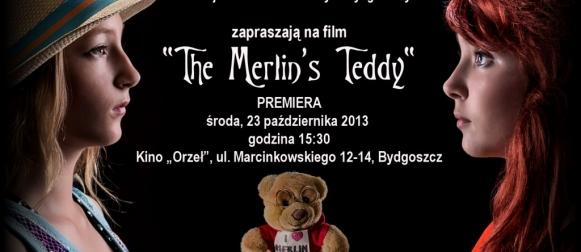 The Merlin's Tedd ujrzy światło dzienne w środę