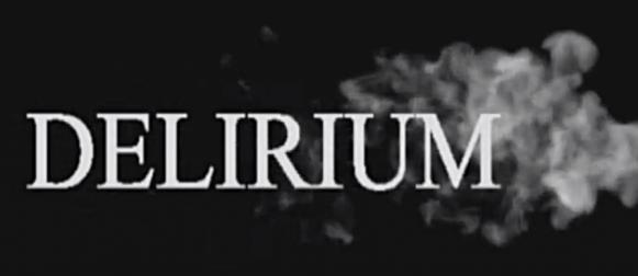"""""""Delirium"""" – zdjęcia trwają…"""