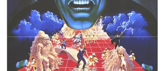 Złapane w sieci #112 – THE DUNGEONMASTER (1984)