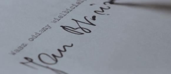 """Dubel #54 – """"List"""" (2011)"""