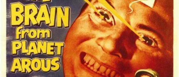 Złapane w sieci #133 – THE BRAIN FROM PLANET AROUS (1957)