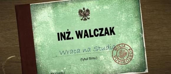 Inż. Walczak wraca na studia – trailer