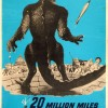 Złapane w sieci #150 – 20 MILLION MILES TO EARTH (1957)