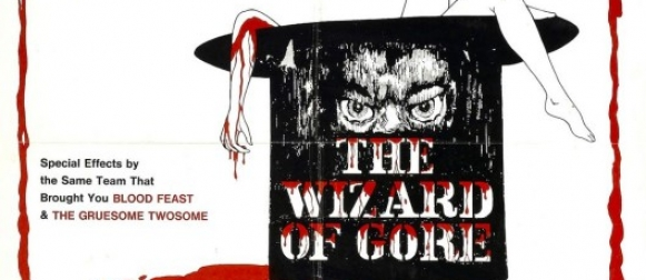 Złapane w sieci #148 – THE WIZARD OF GORE (1970)