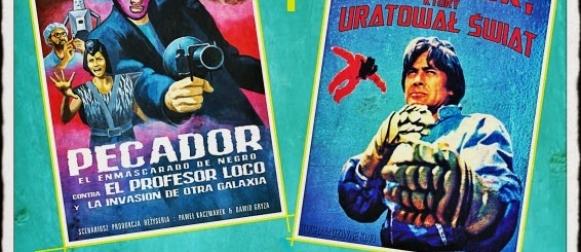 Kocham Dziwne Kino Double Feature