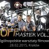 OFFmaster vol.3 Ogólnopolskie Warsztaty Filmowe