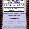 "Rusza casting do filmu ""Lunatycy"""