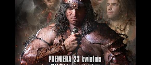 23 kwietnia premiera filmu Conan The Cimmerian