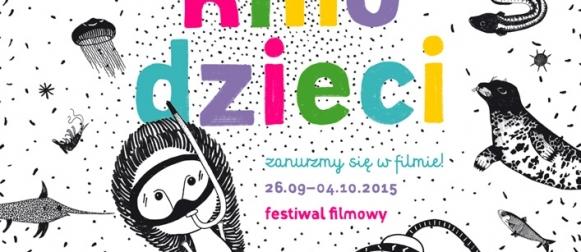 """Druga edycja festiwalu """"Kino Dzieci"""""""