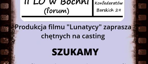 Lekcja 9 – Casting – jak przygotować i przeprowadzić przesłuchanie potencjalnych aktorów?