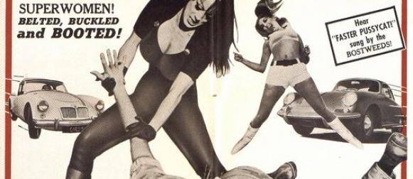 Złapane w sieci #196 – FASTER, PUSSYCAT! KILL! KILL! (1965)