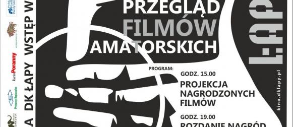 12 Przegląd Filmów Amatorskich w Łapach
