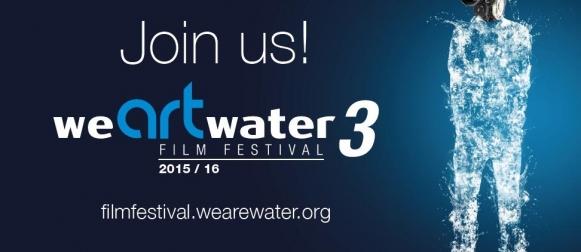 Ruszyła 3 edycja We ART Water Film Festival