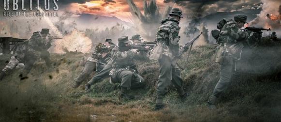 Produkcja filmu wojennego na Śląsku