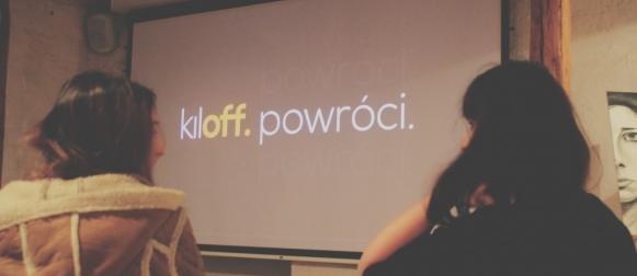 Festiwal kiloff ogłasza nazwisko pierwszego jurora i ostatni before