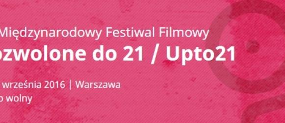 "Festiwal ""Dozwolone do 21″ – ruszył nabór"