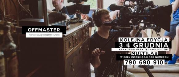 OFFmaster vol. 7 – już 3-4 grudnia w Krakowie!