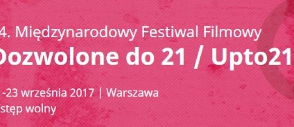 """35. Festiwal Filmowy """"Dozwolone do 21″ czeka na Wasze filmy"""