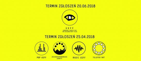 Trwa nabór do konkursów Szczecin European Film Festival'18