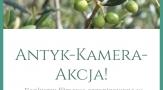"""Konkurs filmowy """"Antyk – Kamera – Akcja!"""""""