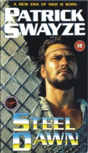 Steel Dawn VHS