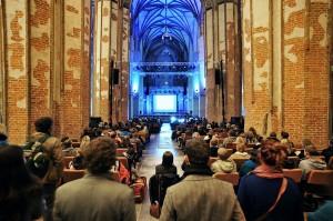 1 Gala Finałowa Centrum św. Jana Gdańsk 11 października 2012 Fot. Piotr Połoczański