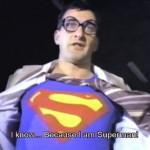 Superman Donuyor 34