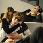 Niels Schneider - Kate Moran - Nicolas Maury