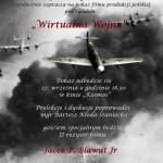 Klub Filmowy Ambasada - Wirtualna Wojna - plakat