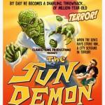 Hideous Sun Demon poster 2