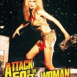 Atak kobiety olbrzyma poster5