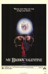 My Bloody Valentine 1981 poster