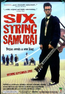 Six-String-Samurai poster