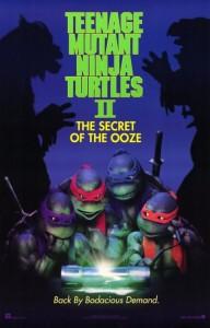 TMNT 2 poster