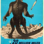 20 Million Miles To Earth poster1