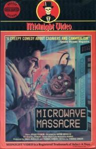 Microwave Massacre poster 1