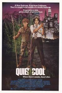 quiet cool poster