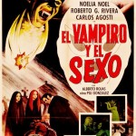 SANTO THE MEXICAN MASKED WRESTLER POSTER -TREASURE OF DRACULA-