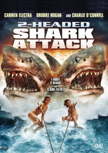 2-headed-shark-attack plakat