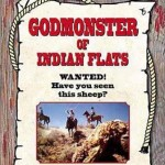 godmonster of indian flats poster