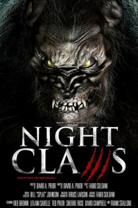 Night Claws poster