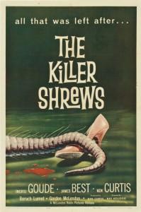 Killer Shrews poster 1