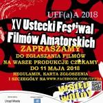 Plakat UFF(o)-zaproszenie
